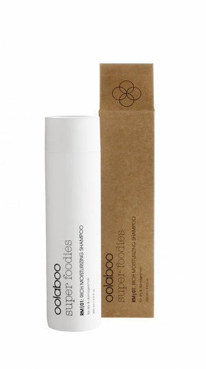 oolaboo rich moisturizing shampoo 250 ml