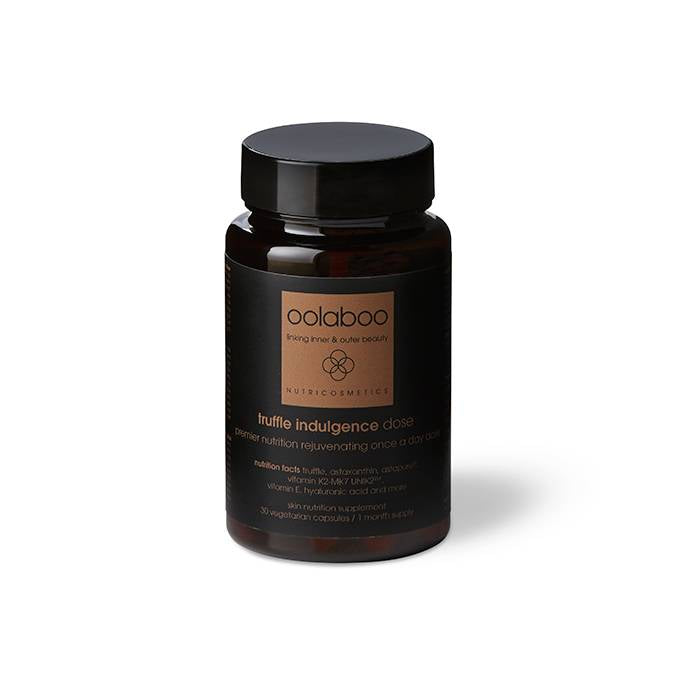 oolaboo truffle indulgence once a day dose 30 cap.