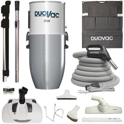 Duovac Star with Premium Electric Kit