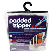 Padded Zipper 2.0 Central Vacuum Hose Cover (30/35Ft)