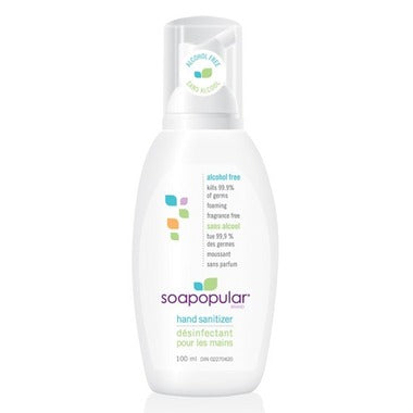 Soapopular Alcohol-Free Hand Sanitizer Spray 100mL