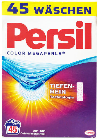 Persil Mega Pearls Color