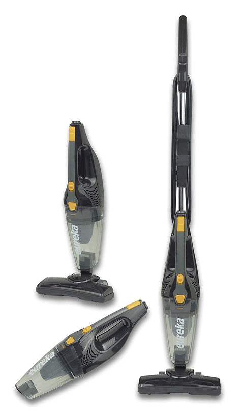 Eureka Blaze 3-in-1 Swivel Lightweight Stick Vacuum Cleaner, Handheld Vacuum Corded