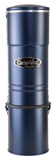 CanaVac LS550 Signature with LS Power Essential Electric Kit