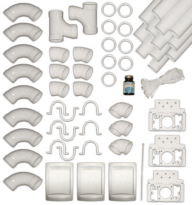 3 Inlet Installation Kit