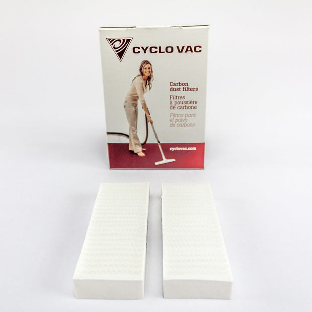 Cyclo Vac Carbon Dust Filters