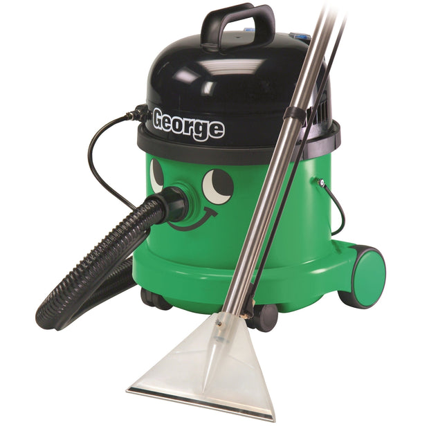 Numatic George GVE370 Extractor & Wet/Dry Canister Vacuum