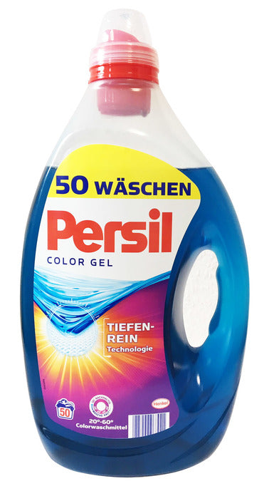 Persil Color Gel Laundry Detergent 2.5L