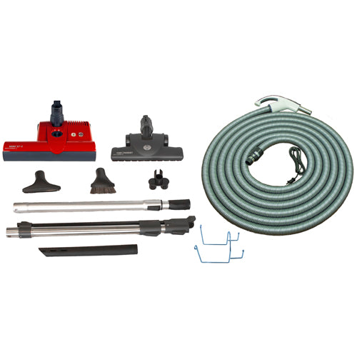 SEBO Premium ET-2 Central Vacuum Kit