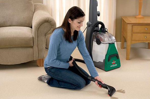 Bissell Big Green Commercial Carpet Extractor BG10