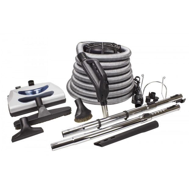 Deluxe Electric Central Vacuum Kit