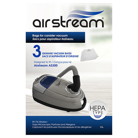 Airstream AS300 Hepa Bags