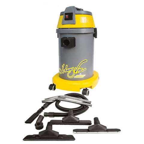 Johnny Vac JV27 Wet & Dry Commercial Vacuum 8 Gallons Capacity