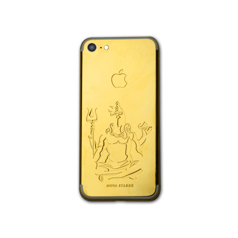 24K Gold Shiva iPhone [Limited Edition]