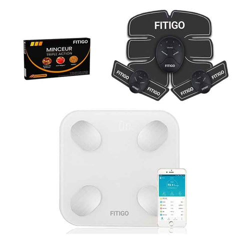 Pack Fitness FITIGO