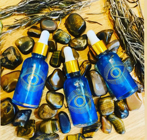 Evil Eye Protection Oil - MOONCHILD PRODUCTS