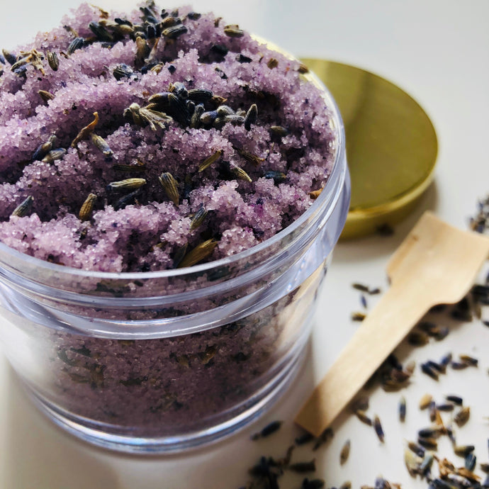 Calming Lavender Body Scrub - MOONCHILD PRODUCTS