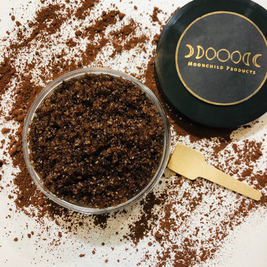 Chocolate Chip Body Scrub - MOONCHILD PRODUCTS