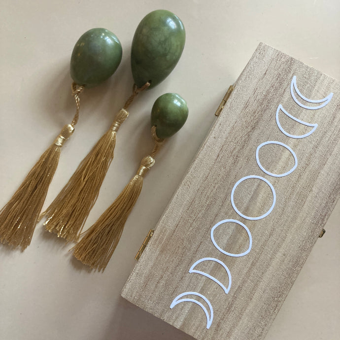 Jade Egg Kit - MOONCHILD PRODUCTS