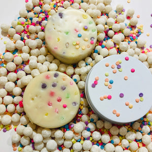 Cupcake Massage Bar with Tapioca Pearls - MOONCHILD PRODUCTS
