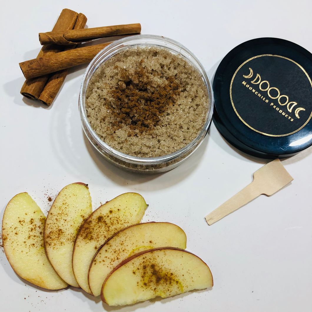 Apple Pie Body Scrub - MOONCHILD PRODUCTS