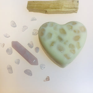 Rose Quartz Massage Bar - MOONCHILD PRODUCTS