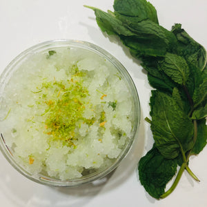 Mojito Body Scrub 🍃 - MOONCHILD PRODUCTS