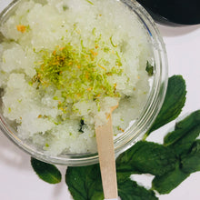 Load image into Gallery viewer, Mojito Body Scrub 🍃 - MOONCHILD PRODUCTS