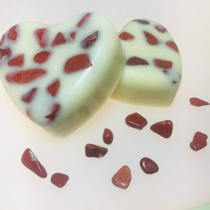Red Jasper Massage Bar - MOONCHILD PRODUCTS