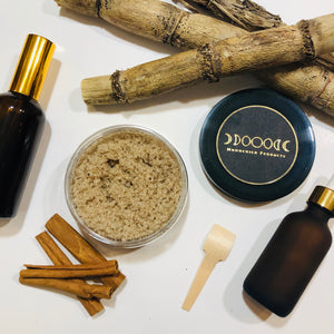 Cinnamon Toast Face and Body Scrub - MOONCHILD PRODUCTS
