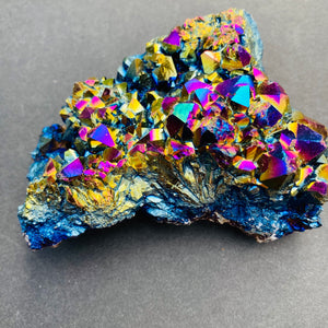 Ophelia Rainbow Titanium Quartz Cluster - MOONCHILD PRODUCTS