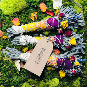 Smudge Bouquet - MOONCHILD PRODUCTS