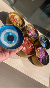 Evil Eye Candle - MOONCHILD PRODUCTS