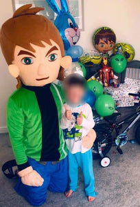 BEN 10 Mascot Fancy Dress Costume Hire