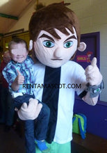 Load image into Gallery viewer, BEN 10 Mascot Fancy Dress Costume Hire