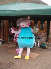 Load image into Gallery viewer, PARTY PIGS Mascot Fancy Dress Costume hire