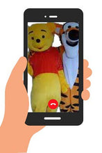 Load image into Gallery viewer, PRE- RECORDED BIRTHDAY VIDEO MESSAGE - 2 mascots (personalised)