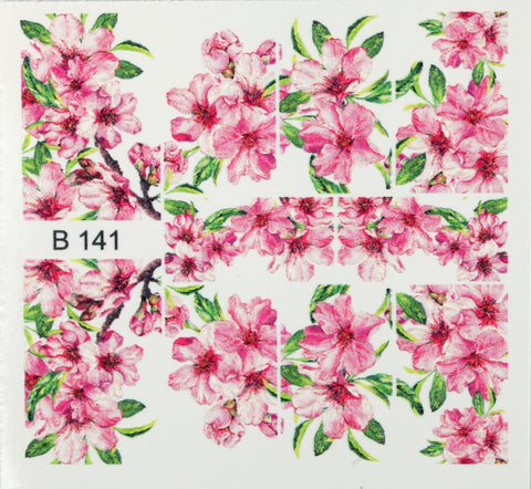 BB 3D Effect nail sticker (B141)