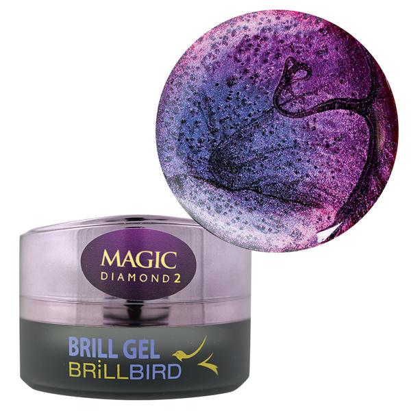 Magic diamond gel 2