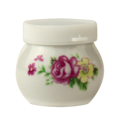 Acrylic Jar – Flower