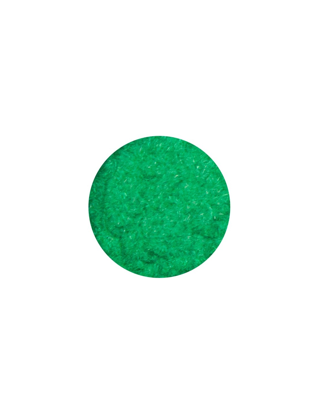 Decoration - velvet powder B4 green