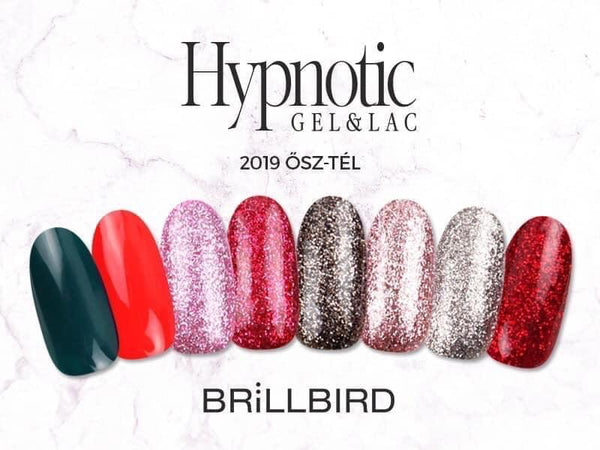Hypnotic gel & lac - 110