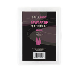 Reverse tips for Future Gel (140pcs/box) – Almond
