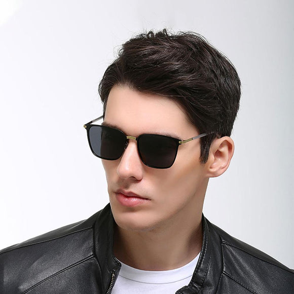 YOJBO Mens Sunglasses Brand Designer 2019 Luxury Mirror Polarized Sunglasses Women Vintage Retro Glasses Fashion Eyewear