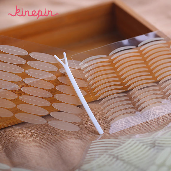 KINEPIN 1056pcs Eyelid Tape Sticker Invisible Eyelid Paste Transparent Self-adhesive Double Eye Tape Tools HOUSEX