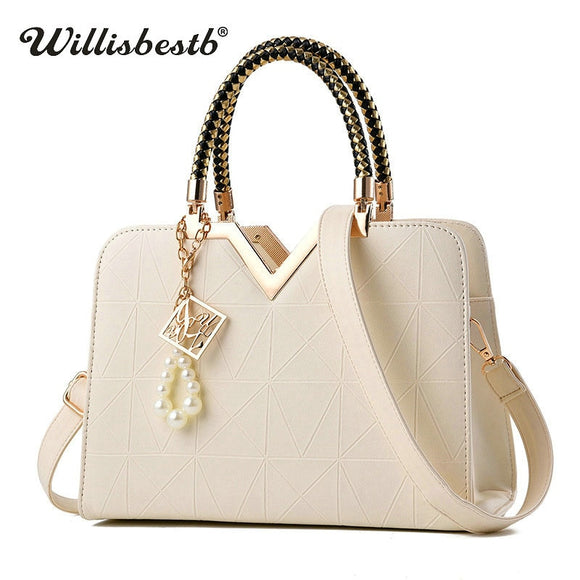 2019 New Summer Female Bag For Ladies Phone Pocket Zipper Woman Handbags Flap Famous Brand Leather Women Shoulder  PURSEX