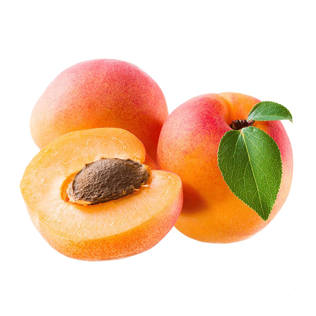 Pesticides in apricots