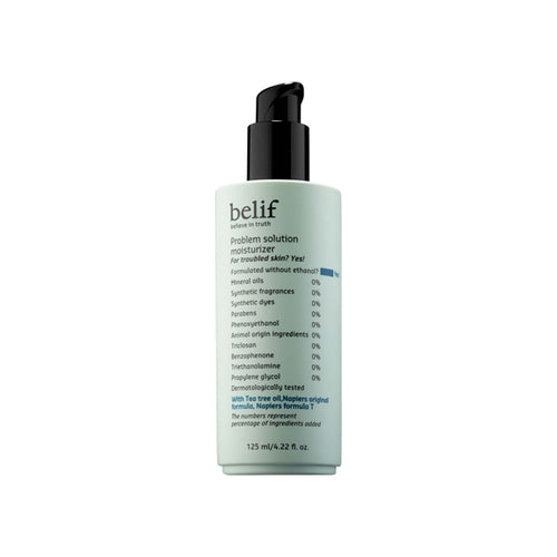 Problem solution moisturizer - belifusa