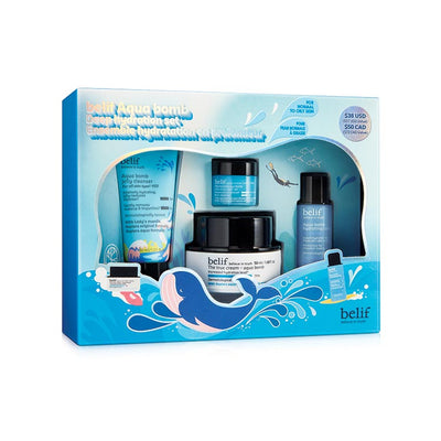 Aqua Bomb Deep Hydration Set