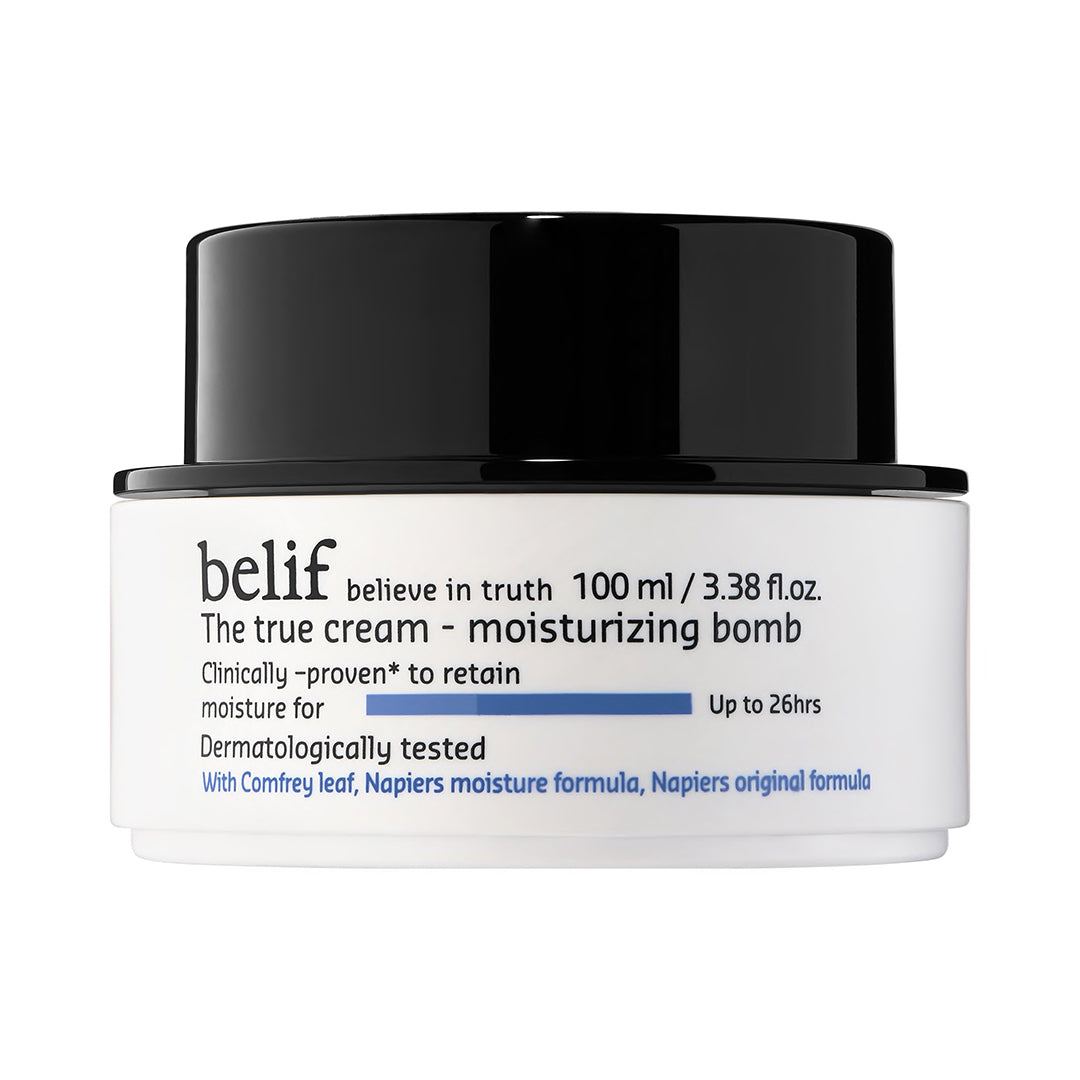 The true cream - Moisturizing Bomb